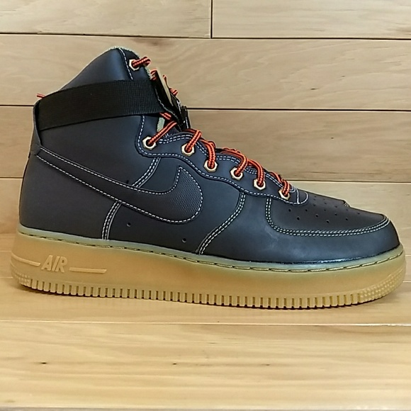 6ad7352832b2eb Nike Air Force 1 High 10 Brown Mens Shoe 315121-20